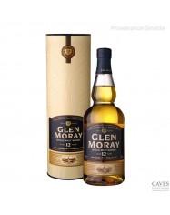 WHISKY GLEN MORAY 12 ANS