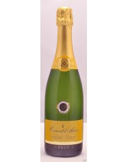CREMANT D'ALSACE BLANC Brut Medaille d'Or Concours Nationa