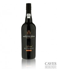 PORTO ROUGE ANDERSEN SPECIAL RESERVE TAWNY