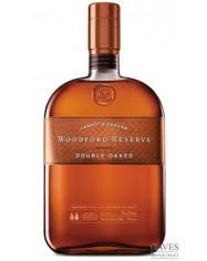 WHISKY WOODFORD RESE DOUBLE OAKED