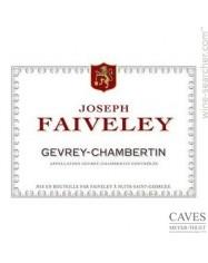 GEVREY CHAMBERTIN 2013 - FAIVELEY