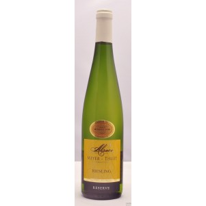 RIESLING BLANC Médaille d'Or 2018
