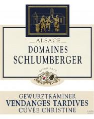 GEWURZTRAMINER Cuvée Christine VT 2013