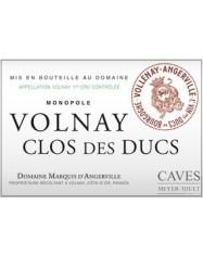 VOLNAY 1er CRU Clos des Ducs Monopo 2014