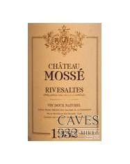 RIVESALTES Vin doux naturel 1932