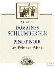 PINOT NOIR Les Princes Abbés 2013