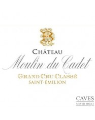 SAINT EMILION GRAND  Château Moulin du Ca 2014