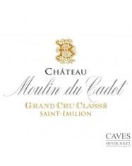 SAINT EMILION GRAND  Château Moulin du Ca 2014