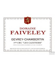 GEVREY CHAMBERTIN 1er Cru Les Cazetier 2015