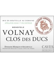VOLNAY 1er CRU Clos des Ducs Monopo 2015