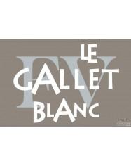 COTE ROTIE ROUGE Le Gallet Blanc 2016